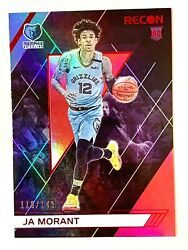 2019-20 Ja Morant Memphis Grizzlies Rookie Recon Red /149 Chronicles Basketball