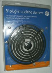 Ge 8 Plug-in Electric Range Stove Element Fits Most Ge Hotpoint Ranges Pm30x124