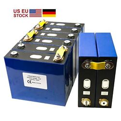 3.2v120ah Lifepo4 Grade A Battery Lithium Iron Phosphate Cell For Solar Rv
