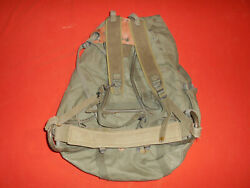 Us.army N.a.t.o.  Mountain Division Backpack Rucksack Field Pack ...,,