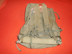Us.army N.a.t.o.  Mountain Division Backpack Rucksack Field Pack