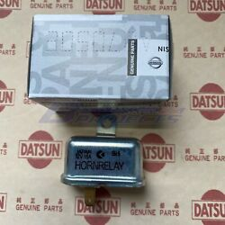 Datsun 1200 Horn Relay Assand039y Genuine New Fits Nissan B110 Ute B120 Sunny Truck
