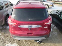 Trunk/hatch/tailgate Privacy Tint Glass Power Lift Fits 13-16 Escape 2286372