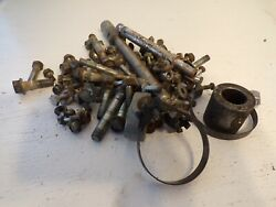 Honda Motorcycle Parts Lot Hardware Cb400 Cb750 Bolts Nuts In Millimeter 1978-81