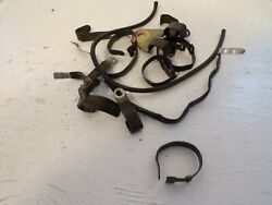 Honda Motorcycle Parts Lot Electric Ties Clamps Oem Cb400 Cb750 1978-81 Harness