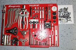 Snap-on Tools Master Interchangeable Puller Set Cj2000s Usa