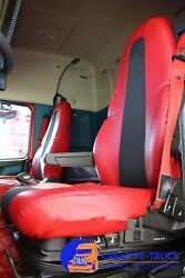 Volvo Seat Covers. Smooth Leather And Diamond ..great Quality .rhd And Lhd New