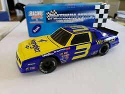 Dale Earnhardt 3 Wrangler 1984 Chevy Monte Carlo 1/24 Action With Box