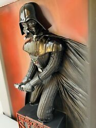 Code 3 Star Wars Revenge Of The Sith Movie Poster Collectible Sculpture Niob