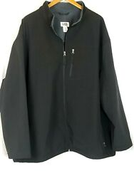 Harbor Bay Men's Bomber By Dxl Big And Tall Water And Wind Resistant Size 3xl