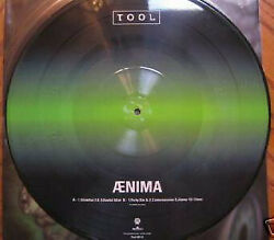 Vinyle - Tool 2 - Selections From Andaelignima 12 Pic Promo