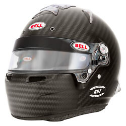 Bell Motorsport Competition Rs7 Carbon Fia / Snell Approved Helmet