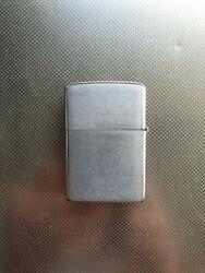 Zippo Oil Lighter Engraved Made 1972 There Rare Box With Papers Describe F/s