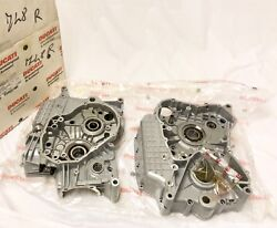 Ducati 748 Rs 2002 Set Engine Casing Part 22520551b New In Boxsale Price