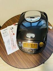 Np-zh10td 2020 Model Zojirushi Pressure Ih Ricecooker Extremely Cooked 5.5 Ac100