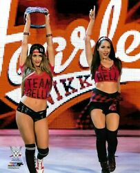 Wwe The Bella Twins Official Licensed Authentic Original 8x10 Photo File Photo 3