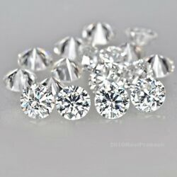 Excellent Natural Loose Diamond 43pc. In 3.00ct. E F Si1 Size-2.7mm. For Jewelry