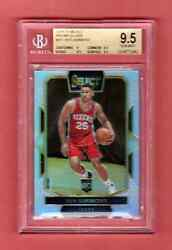 Ben Simmons 2016-17 Panini Select Courtside Silver Prizm Rookie Rc Bgs 9.5 76ers