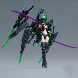 New In Stock E-model Arachne Atk Girl 1/12 Action Figure Toy 2.0 Ver.