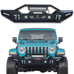 Front Bumper With