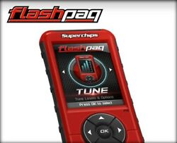 Superchips Flashcal F5 In-cab Tuner 1999-2019 Ford Diesel And Gasoline Engines