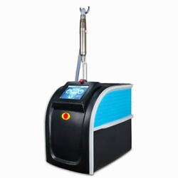 Portable Pico Nd Yag Laser Picosecond Laser Way Carbon Peeling Pigment Removal