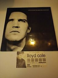 Lloyd Cole And The Commotions - Mainstream 12 Vinyl 1987 Spain + Signed Ticket