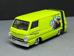 1964 Dodge Fever A-100 Scat Pack Panel Van Collectible 1/64 Limited Edition