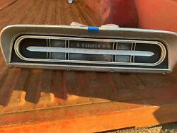 1968-70 Ford F100f250f350 Speedometer Assy-good Used1970-71 Is Different