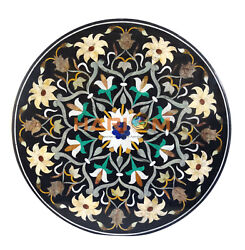 3and039x3and039 Marble Round Circle Dure Coffee Dining Room Table Mughal Arts Home B132
