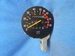 Yamaha 10m-83570-a0. Oem Speedometer Assembly. Fits 1982 Xj1100. Y318.