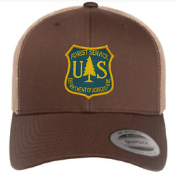 Us Forest Service Usfs Hat