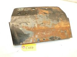 Case/ingersoll 444 448 446 Tractor Dash Tower Partition Panel