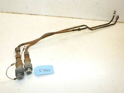 Jacobsen Hd-195 Ford Lgt-195 Tractor Auxiliary Hydraulic Oil Lines