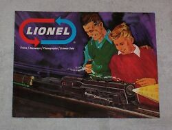 1966 - 1967 Lionel Toy Train And Accessory Catalog New Postwar O 027 Gauge Sets