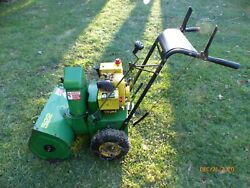 John Deere 522 Snow Blower Well Maintained Works Great