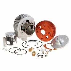 Parmakit 75042600 Cylinder Mens Competition Piaggio 150 Wasp Super Vbc 1965-1979
