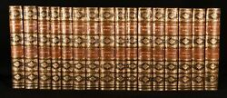 C1880 16vol A Collection Of The Works Of William Harrison Ainsworth