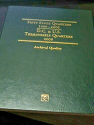 Fifty State Quarters D.c. And U.s Terrtories Quarters  Don't Buy A Partial Set,
