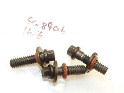 Sears Suburban 16/6 Tractor Tecumseh Oh160 16hp Engine Valve Guide Body Bolts