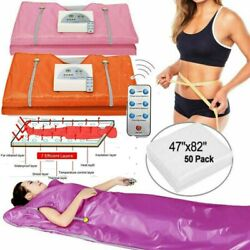 7layer Sauna Blanket Digital Far-infrared Heat Therapy Blanket For Body Shape