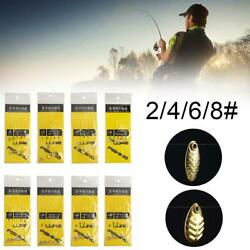Fishing Fly Sequins Lures Bean Hook Melon Seed Thrower Fish Tackle Accessory Kit