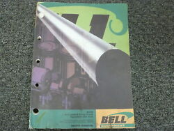 Bell B25b Articulated Dump Truck Operation And Test Service Repair Manual Tm1850