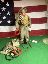 16scale 21st Century Toys Ultimate Soldier Dragon Gi Joe C4 Ammo Box Wire Tool