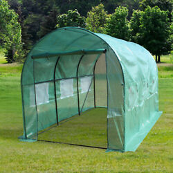 Heavy Duty Greenhouse Tent Large Size Walk In Hot Green House Plant Gardening