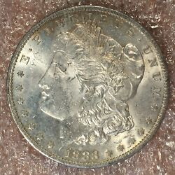 1883-o Morgan Silver Dollar - Nearly Uncirculated - High Quality Scans H535