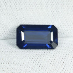3.19cts Fine Luster Gia Certif Natural Royal Blue Sapphire From Srilanka ..