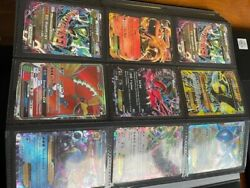 Pokemon Card Lot 300+ Official Tcg Cards Ultra Rare Included   Gx Ex Or Mega Ex