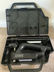 Cordless Lithium Electric Knife With 2 Blades And Storage Case Waring Ek120 B1
