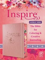 Inspire Catholic Bible The Bible For Coloring And Creative Journaling...